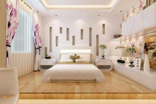 Master bed room 8